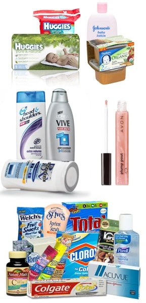 Get Baby, Food, Shampoo, Makeup, and Many More Samples For Free!