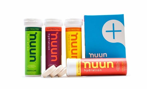 Nuun's top selling hydration Products