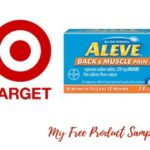 Target: Aleve Back & Muscle Pain 24-Count $0.99
