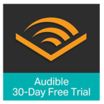 FREE Audible for 1 Month + 2 Free Books
