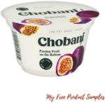 Win a 3-Month Supply of Chobani