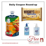 Coupon Round-Up: Save on Gerber, Hershey's and more!