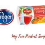 Kroger: Del Monte Fruit Cups ONLY $2.00 (Reg $2.99)
