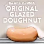 FREE Krispy Kreme Glazed Doughnut w/Purchase