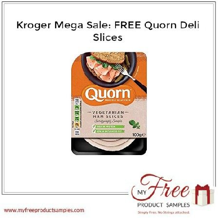 Kroger Mega Sale: FREE Quorn Deli