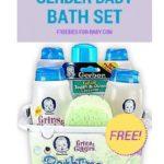 Free Baby Gift Set