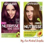 BzzAgent – Free Garnier Nutrisse Hair Color