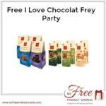 Free I Love Chocolat Frey Party
