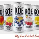 Free KOE Organic Kombucha Drink