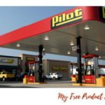 Free Slice of Pizza at Pilot Flying J