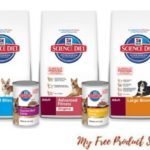 Free Hill's Pet Nutrition Products