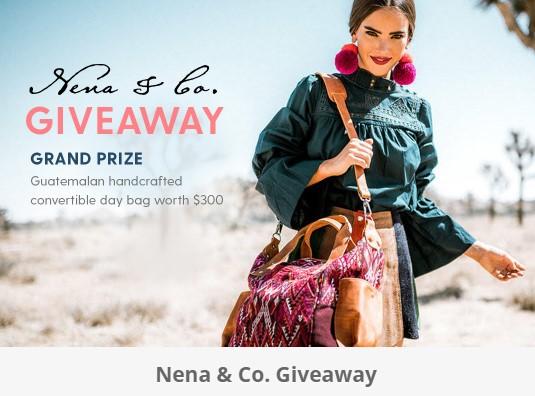 Jane.com Nena & Co. Giveaway
