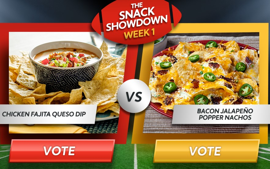 "Mission Foods ""Snack Showdown"" Sweepstakes"