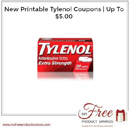 photo regarding Tylenol Printable Coupon titled Fresh Printable Tylenol Discount codes Up Toward $5.00