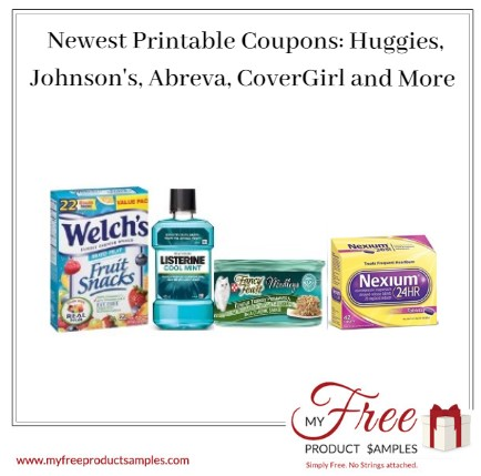 picture regarding Abreva Coupon Printable named Most up-to-date Printable Coupon codes: Huggies, Johnsons, Abreva