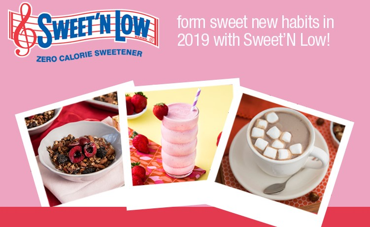 Sweet'N Low Sweet New Year Sweepstakes