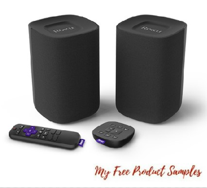 Win a TCL Roku TV and Roku TV Wireless Speakers