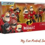 Amazon: The Incredibles 2 Family 5-Pack Junior Supers Action Figures $5.36 (Was $14.99)