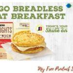The Insiders – Free Jimmy Dean Delights Egg'wich
