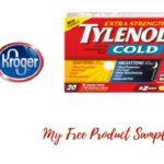 Kroger: Tylenol Cold ONLY $3.99 (Reg $6.59)