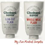 Walmart: FREE Chobani Savor Yogurt w/rebate