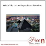 Win a Trip to Las Vegas from Priceline