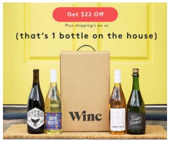 Winc Wine – Discount Wine Club