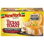 Kroger: New York Bakery® Ultimate Garlic Texas Toast ONLY $1.99 (Reg $3.69)