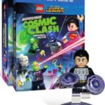 Best Buy: LEGO DC Comics Super Heroes: Justice League: Cosmic Clash Movie (Blu-ray+DVD+Digital HD Combo Pack) with a figurine for just $6.99 (Reg. $12.99)