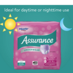 FREE Assurance Incontinence Underwear Samples