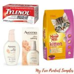 Newest Printable Coupons: TYLENOL, AVEENO, Meow Mix & More