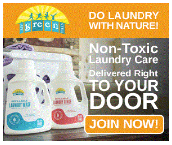 MyGreenFills – FREE Laundry Soap Just Pay S&H