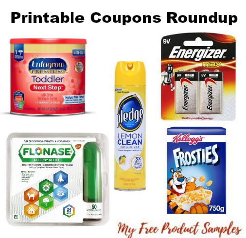image about Flonase Printable Coupon called Printable Discount codes Roundup: Enrow, Kelloggs, Flonase
