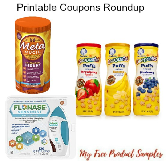 image relating to Gerber Printable Coupons titled Printable Discount coupons Roundup: Gerber, Cinnamon Toast Crunch
