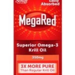 Kroger: Schiff MegaRed Superior Omega-3 Krill Oil 350 mg Softgels ONLY $13.99
