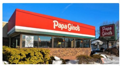 picture relating to Papa Ginos Printable Coupons named Free of charge Little Pizza at Papa Ginos