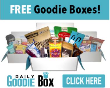 FREE Daily Goodie Box