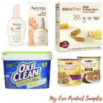 Newest Printable Coupons: Crunchmaster, Oxiclean, Aveeno & More