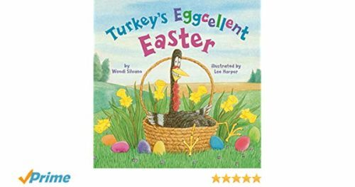 Amazon: Turkey's Eggcellent Easter (Turkey Trouble) Hardcover – January 29, 2019 for $7.99 (Was: $17.99)