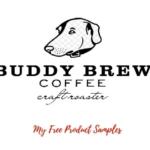 FREE! Buddy Brew Coffee Stickers