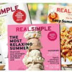 Complimentary Subscription to Real Simple Magazine