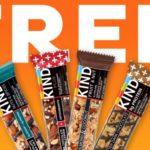 Freeosk: Free KIND Bar at Walmart