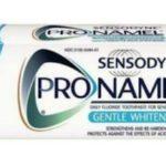 Free Sensodyne Pronamel Toothpaste