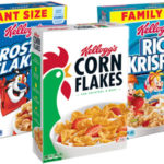 New Kellogg's Coupons from Lozo