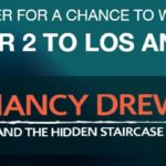 Nancy Drew and the Hidden Staircase Sweepstakes