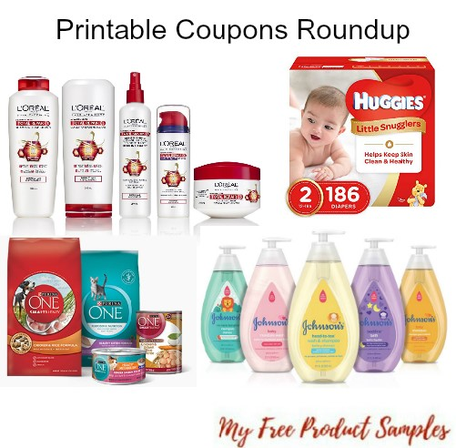 photograph relating to Pull Ups Printable Coupons named Printable Discount codes Roundup: PULL-UPS, HUGGIES, Garnier Extra
