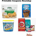 Printable Coupons Roundup: Sister Schubert's, Purina, OxiClean & More