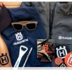 Win a Prize Pack of Husqvarna Merchandise