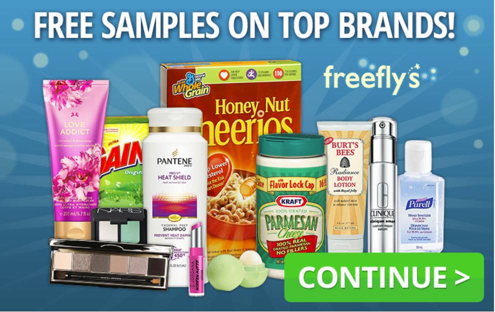 FreeFlys – Get FREE samples