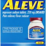 CVS: Aleve Gelcaps 40 Count ONLY $0.22 Each Starting 4/28